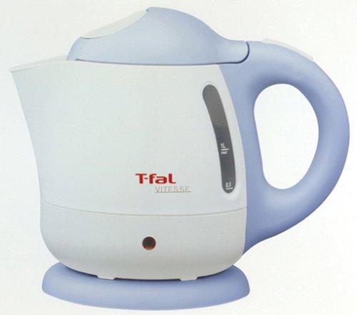 T-fal 電気ケトル ニューヴィテスエクスプレス スカイブルー 1L BF202322