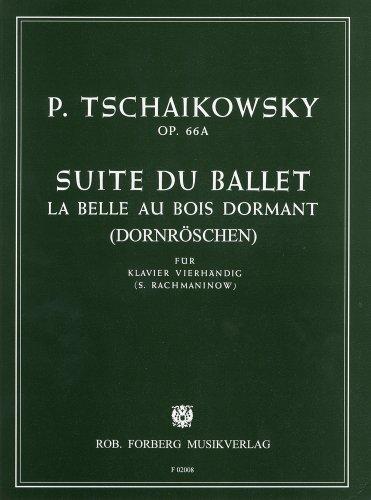 チャイコフスキー/ラフマニノフ: 「眠れる森の美女」組曲 O...