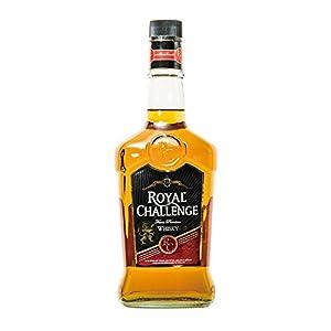 ロイヤルチャレンジ ウイスキー 750ml 1本 インドウイスキー ROYAL CHALLENGE Whisky ウィスキー