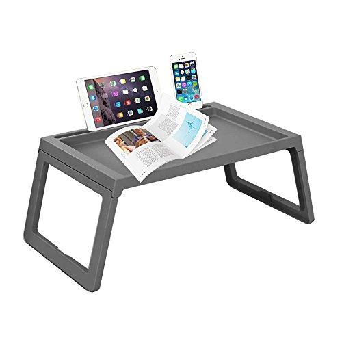 Carfeny ローテーブル ちゃぶ台 折りたたみテーブル 携帯便利 幅55×奥行36x高さ27cm (グレー)