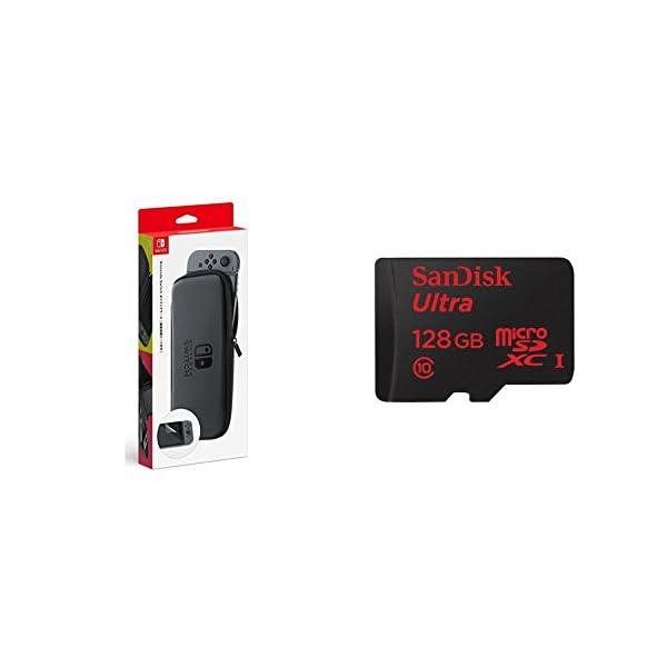 Nintendo Switch キャリングケース...の商品画像