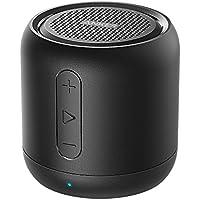 Anker SoundCore mini コンパクト Bluetoothスピーカー 【15時間連続再生/内蔵マイク搭載/micro SDカード & FMラジオ対応】(ブラック)