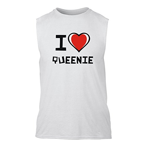 I love Queenie ノースリーブTシャツ