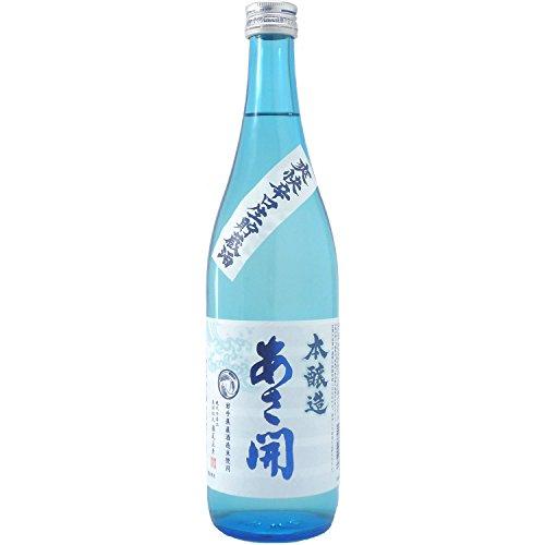 日本酒のあさ開