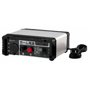 メルテック ホーム電源 カー用品対応 家庭用コンセント(AC100V)をDC12Vへ変換 Meltec HS-700