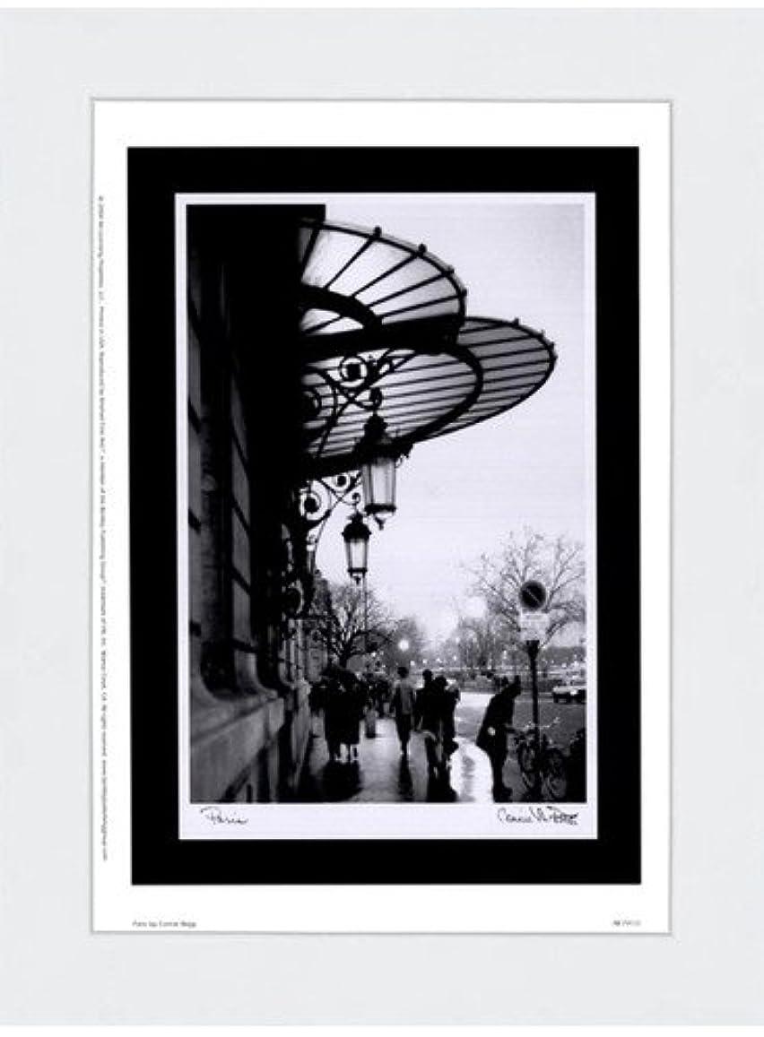 パリby Connie Begg – 6.5 X 9インチ – アートプリントポスター LE_159562-F8989-6.5x9