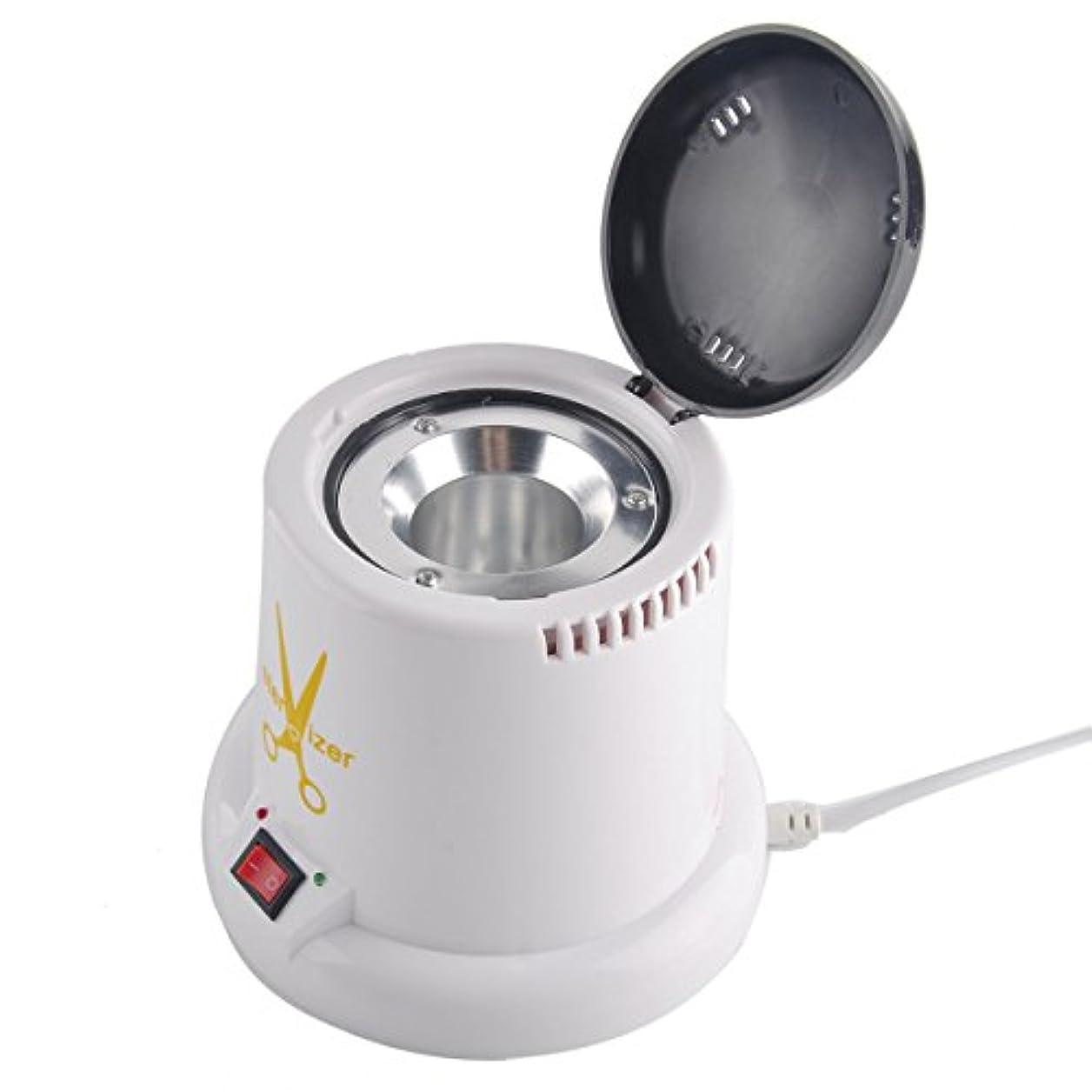 グローバルフレームワーク手FidgetGear 機械釘の滅菌装置110 / 220vを消毒する高温滅菌装置箱 110V