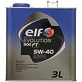 elf (エルフ) エンジンオイル【EVOLUTION 900 FT】5W-40 3L 198832【HTRC3】