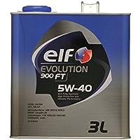 elf ( エルフ ) エンジンオイル【EVOLUTION 900 FT】5W-40 3L 198832【HTRC3】