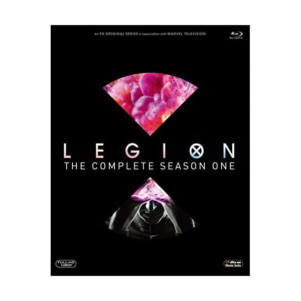 レギオン ブルーレイBOX [Blu-ray]の紹介画像4