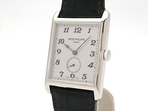 (パテック フィリップ)PATEK PHILIPPE 腕時計 フィリップ ゴンドーロ 5109G K18WG/革 中古
