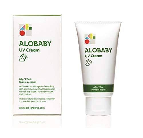 アロベビー UV クリーム 60g