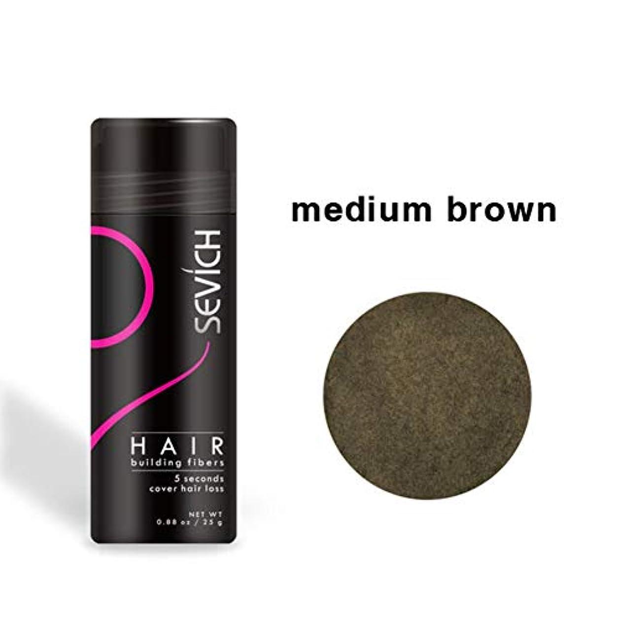 特異なきしむヘアCutelove ヘアビルディングファイバー 薄毛隠し ダークブラウンヘアビルディングファイバー   ライトブラウンヘアービルディングファイバー ミディアムブラウンヘアービルディングファイバー ブロンドの髪を作る繊維 アプリケーター...