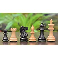 Chessbazaar Stained Dyed Series Handcarved Staunton Chess Pieces In Dyed Stained Box Wood
