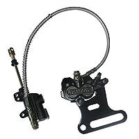 JRL Hydraulic Rear Disc Brake Caliper System Pad For 70cc-200cc PIT PRO Dirt Bike [並行輸入品]
