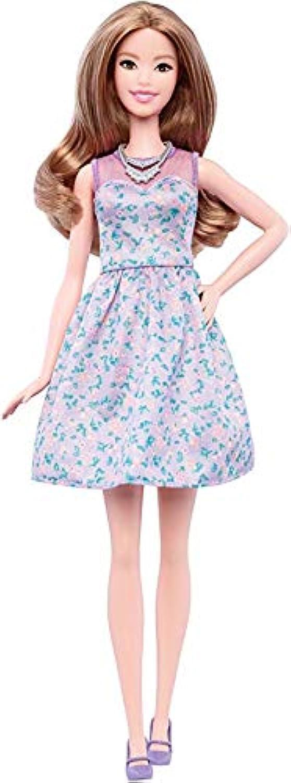 バービー人形Barbie Fashionistas 53 Lovely in Lilac Doll [並行輸入品]