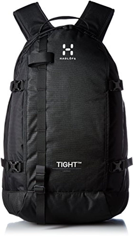 モスクタービンチューインガム[ホグロフス] TIGHT LARGE タイトラージ リュック バックパック TRUE BLACK