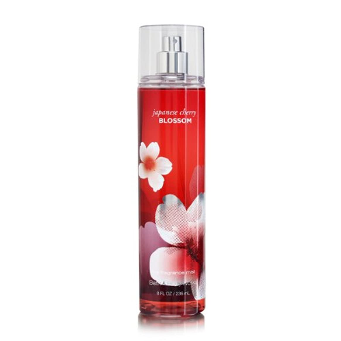 怠けた瞑想過言Bath & Body Works 女性ファインフレグランスミストのための日本の桜、8オンス