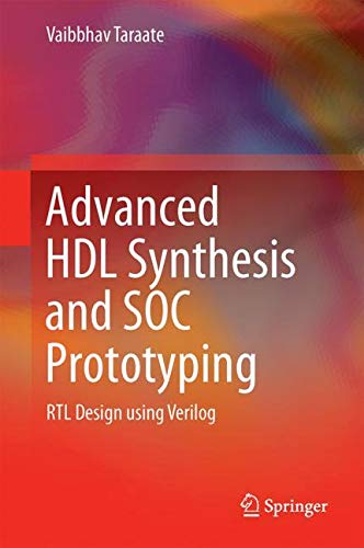 Advanced HDL Synthesis and SOC...