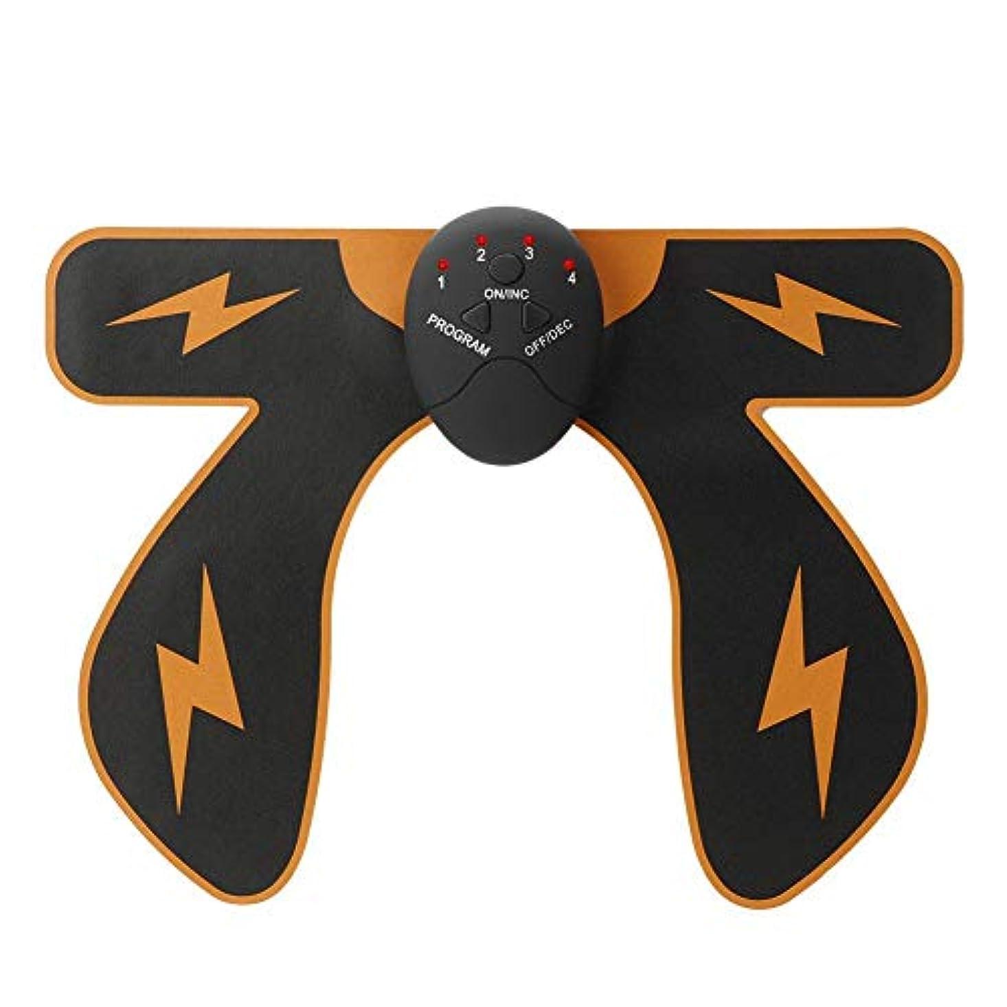 安価なスナップ略す電気ヒップトレーナー、お尻リフターシェイパーパッドボディワークアウトフィットネスマッサージ機用リフティングシェーピング整形ボディ男性女性(#2)