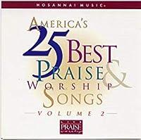 Amerisa's 25 Best Praise & Wor