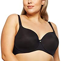 Hestia Women's Custom Fit Back Smoother Bra