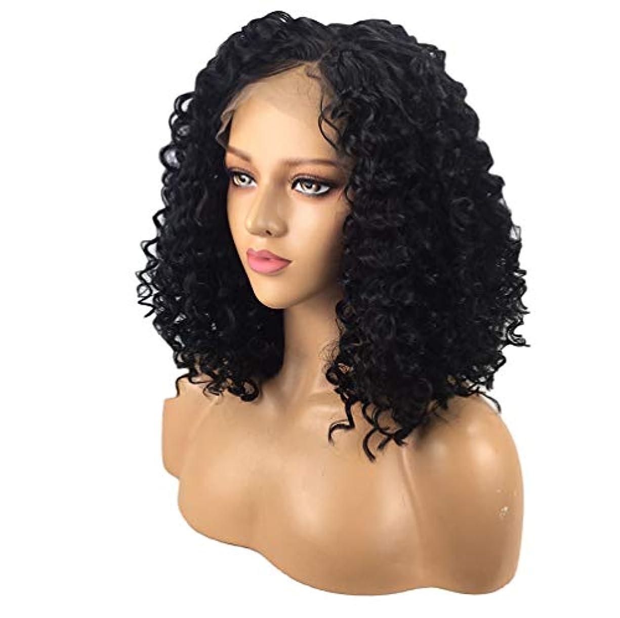 軍艦損傷退屈させる女性の短いバージンの人間の髪の毛のグルーレスレースのフロントかつらプレ摘み取った生え際の漂白された結び目で130%の密度かつら14インチのかつら