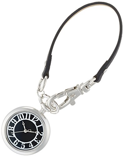 [해외][현장] Fieldwork 회중 시계 스트랩 시계 아날로그 표시 블랙 DT123-4/[Field work] Fieldwork Pocket watch Strap watch Analog display Black DT 123-3-4