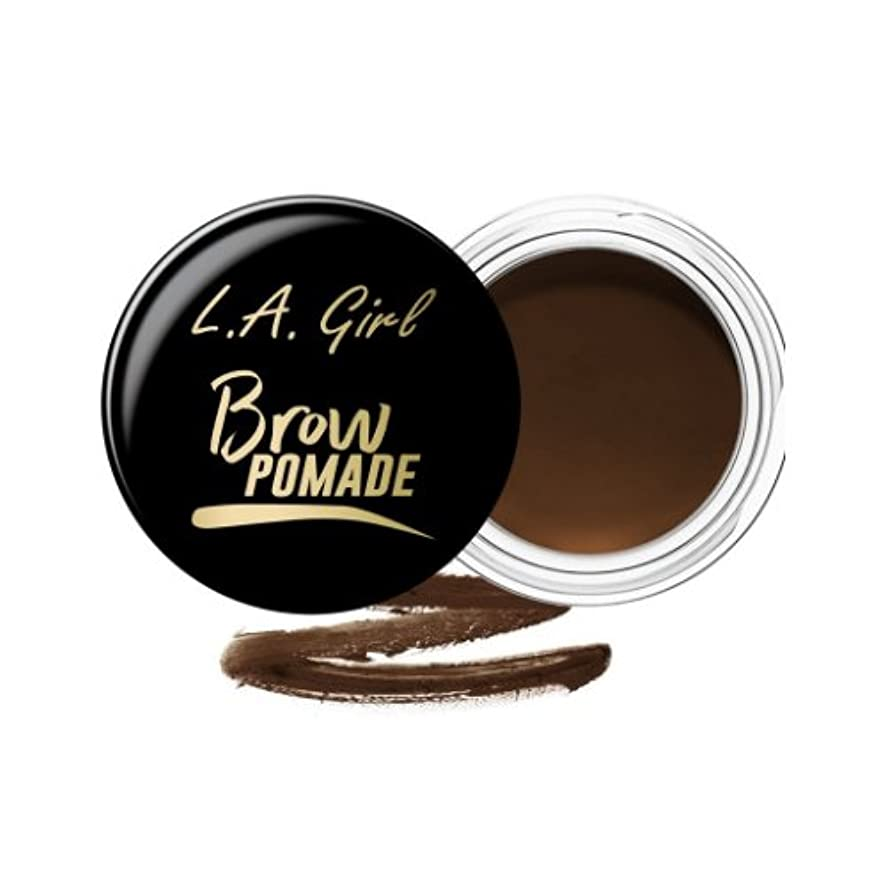 ラブ壮大なイーウェル(3 Pack) L.A. GIRL Brow Pomade - Soft Brown (並行輸入品)