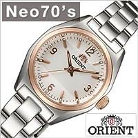 オリエント腕時計 [ ORIENT時計 ]( ORIENT 腕時計 オリエント 時計 ) ネオセブンティーズ フォーカス レディース ( NEO70's FOCUS ) レディース腕時計/WV0141QC