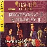 Bach Edition Vol.13, Keyboard Works Vol. II (2005-05-03)