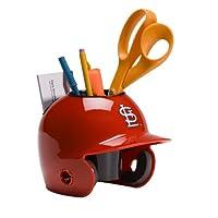 (St. Louis Cardinals) - Schutt 714195143847 MLB Cardinals Desk Caddy- MLB