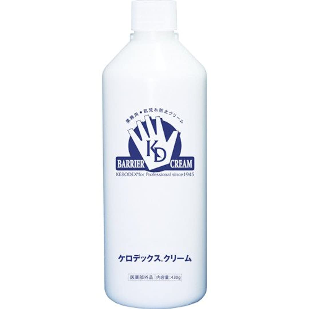 策定するテニスコードケロデックスクリーム ボトルタイプ 詰替用 430g