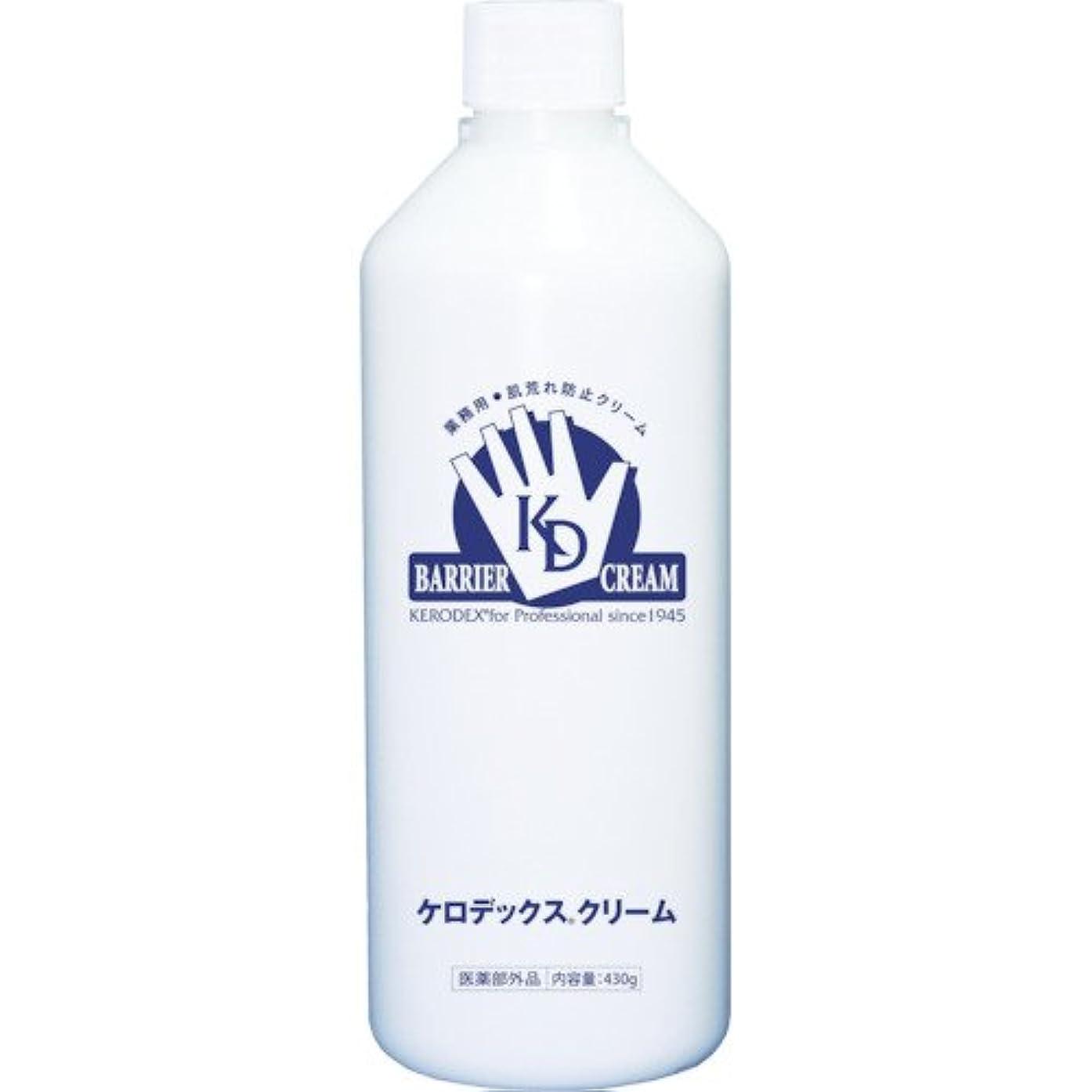 バナナアシスト要求ケロデックスクリーム ボトルタイプ 詰替用 430g