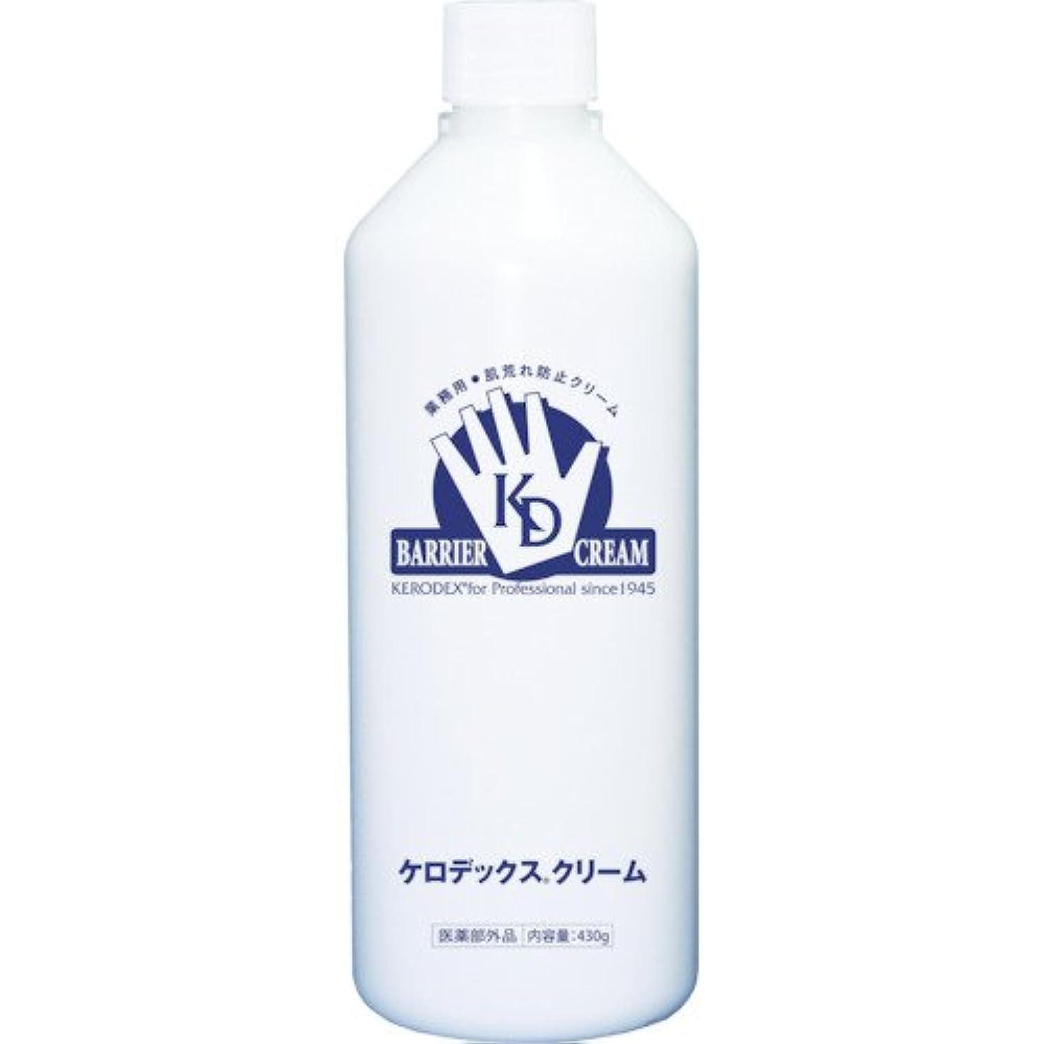 欲望木正義ケロデックスクリーム ボトルタイプ 詰替用 430g