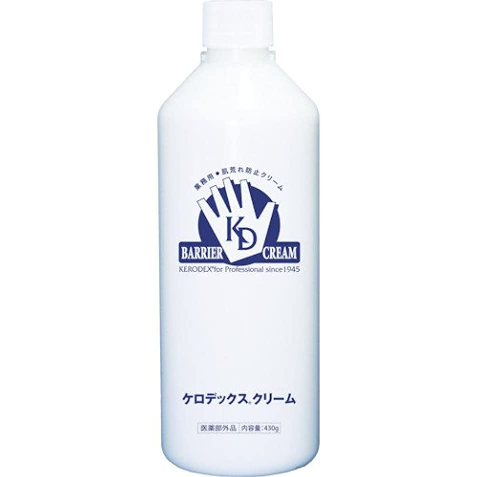 パラシュート安らぎ気怠いケロデックスクリーム ボトルタイプ 詰替用 430g