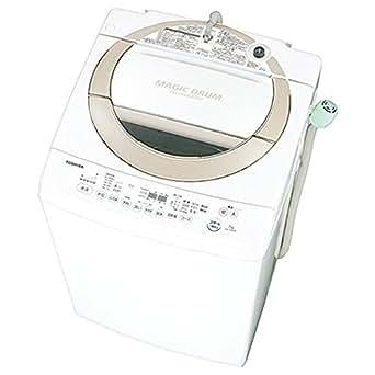 東芝 全自動洗濯機(DDインバーター洗濯機) サテンゴールド 7kg AW-7D3M(N) AW-7D3M(N)