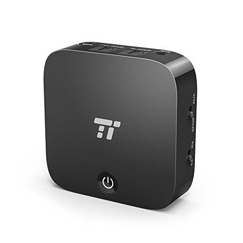 ブルートゥース 送信機 Bluetooth 4.1 トランス...