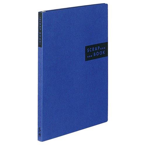 [해외][코쿠 요 1116731] 스크랩북 S (스파이럴 제본 · 고정식) A4 40 장 파랑/[KOKUYO 1116731] Scrapbook S (spiral style~ fixed type) A4 40 sheets Blue