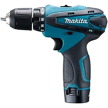 マキタ(Makita)  充電式ドライバドリル 10.8V 1.3Ah バッテリー2個付き DF330DWX