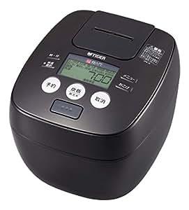 タイガー 炊飯器 圧力IH 「炊きたて」 アーバンブラック 一升 JPB-H181-KU