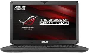 エイスース ノートパソコン ASUS ROG G750JM-DS71 17.3-Inch Laptop(Core i7-4700HQ 2.4Ghz/12 GB DDR3/1TB/Windows 8.1/NVIDIA GeForce GTX 860M 2GB) 【並行輸入品】