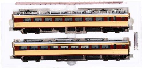 TOMIX HOゲージ HO-087 485 (489) 系特急電車 (初期型) 増結セットT