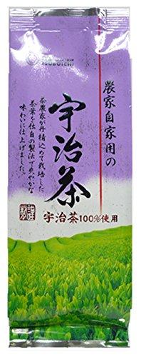 つぼ市製茶本舗 農家自家用の宇治茶 100g×3