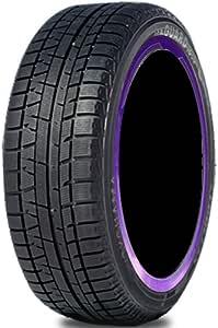 ヨコハマ iceGUARD 5 IG50 145/65R15 スタッドレス カスタムプリント紫ライン 4本セット