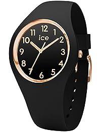 [アイスウォッチ]ICE WATCH レディース ICE Glam 35mm ローズゴールド ブラック シリコン 014760 腕時計 [並行輸入品]