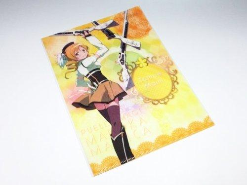 『巴マミ』まどか☆マギカ ローソン限定オリジナル 劇場版 クリアファイル