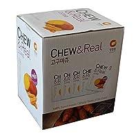 CHEW&Real 干し芋 さつまいも スイートポテト 66g×5袋×2箱
