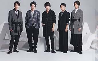 嵐 ARASHI LIVE TOUR 2015 Japonism 公式グッズ クリアファイル 集合