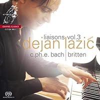 Liaisons Vol.3 by Dejan Lazic (2011-11-08)